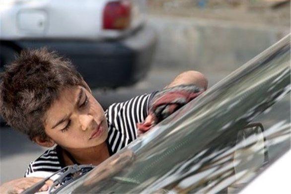 حاشیه نشین بودن اکثریت کودکان کار