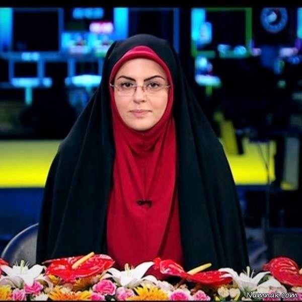 زهرا رکوعی مجری 20:30 مادر شد + عکس