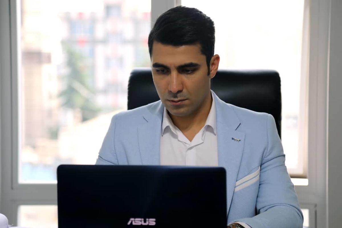 ساخت کسب و کار اینترنتی در 10 دقیقه توسط احمد کلاته