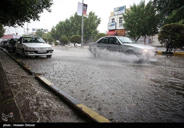 هواشناسی | هشدار وقوع سیل در ۱۰ استان