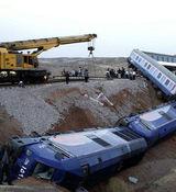 علت حادثه قطار همدان مشهد مشخص شد | کرونا هم تاثیر داشت + فیلم