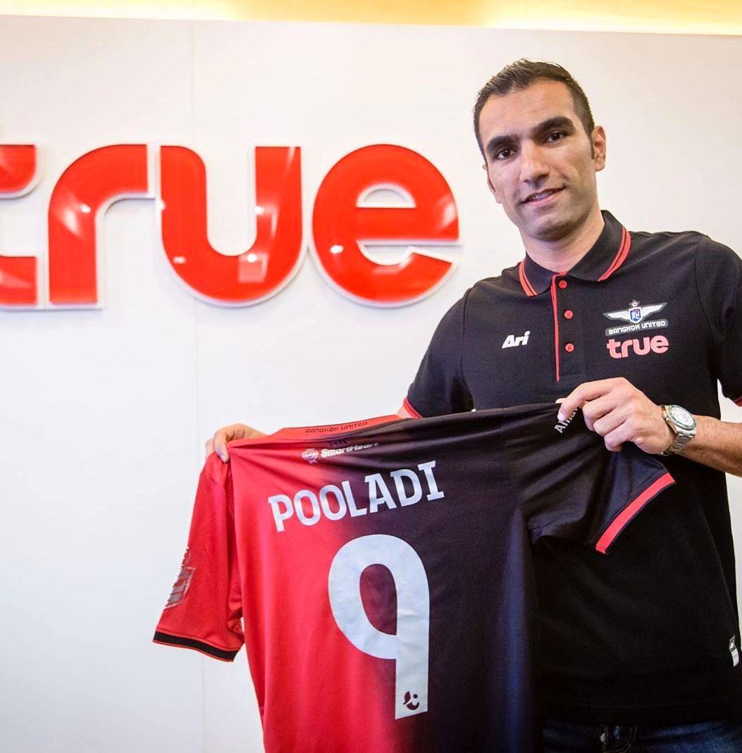 مهرداد پولادی برای فصل جدید آماده میشود :: ورزش سه