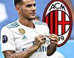 مدافع چپ رئال مادرید به میلان پیوست
