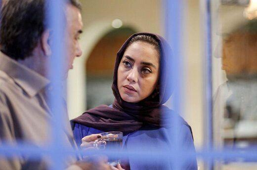 فیلم سینمایی«عطر داغ» با حضور بهاره کیانافشار