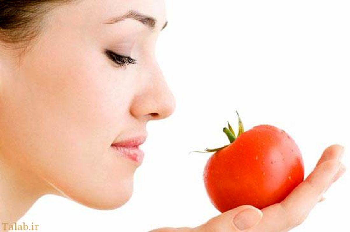 7 روش ساده برای بالا بردن میزان زیبایی با گوجه فرنگی