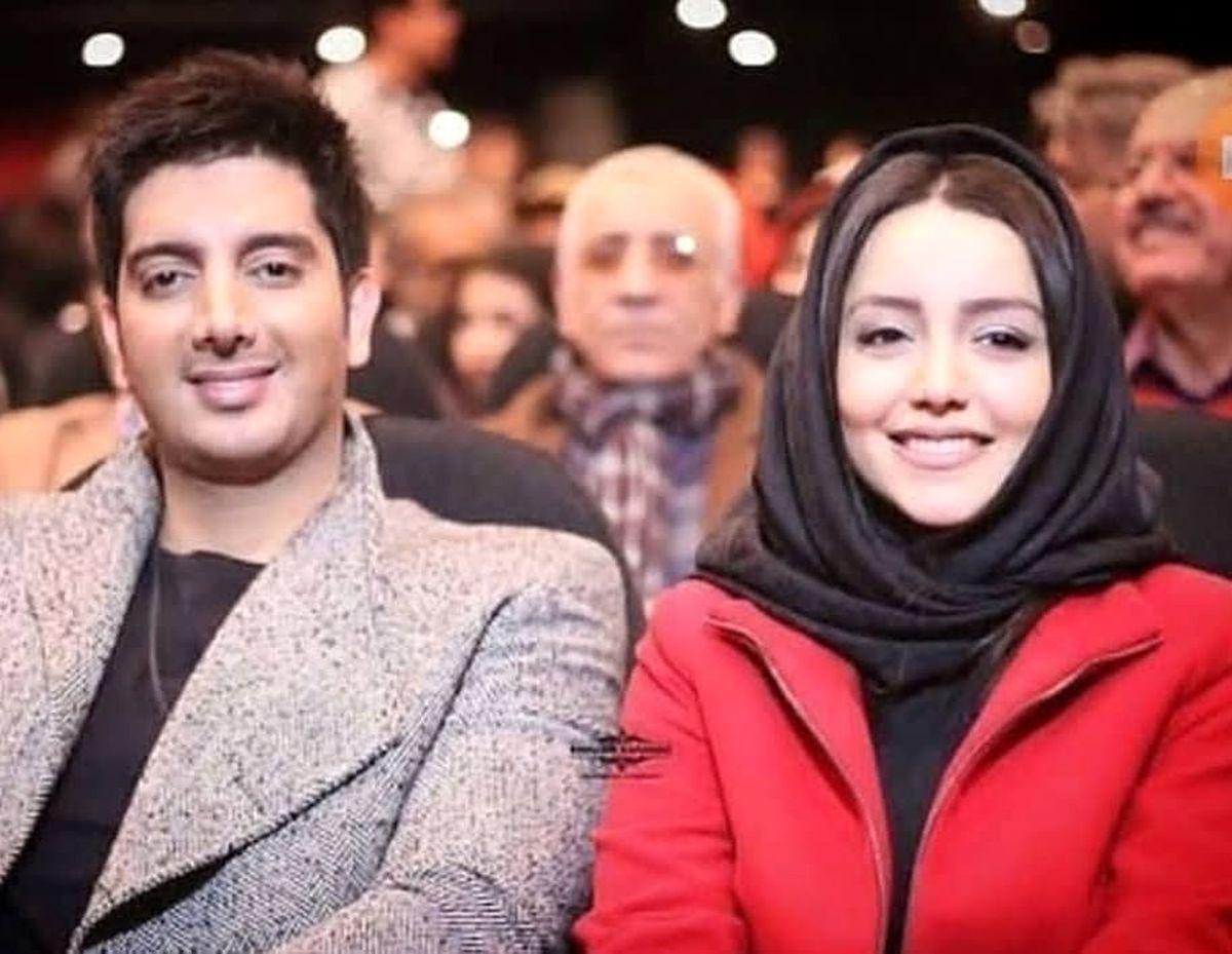 جنجال عکسهای دیده نشده فرزاد فرزین و همسرش  + عکس های دونفره و بیوگرافی