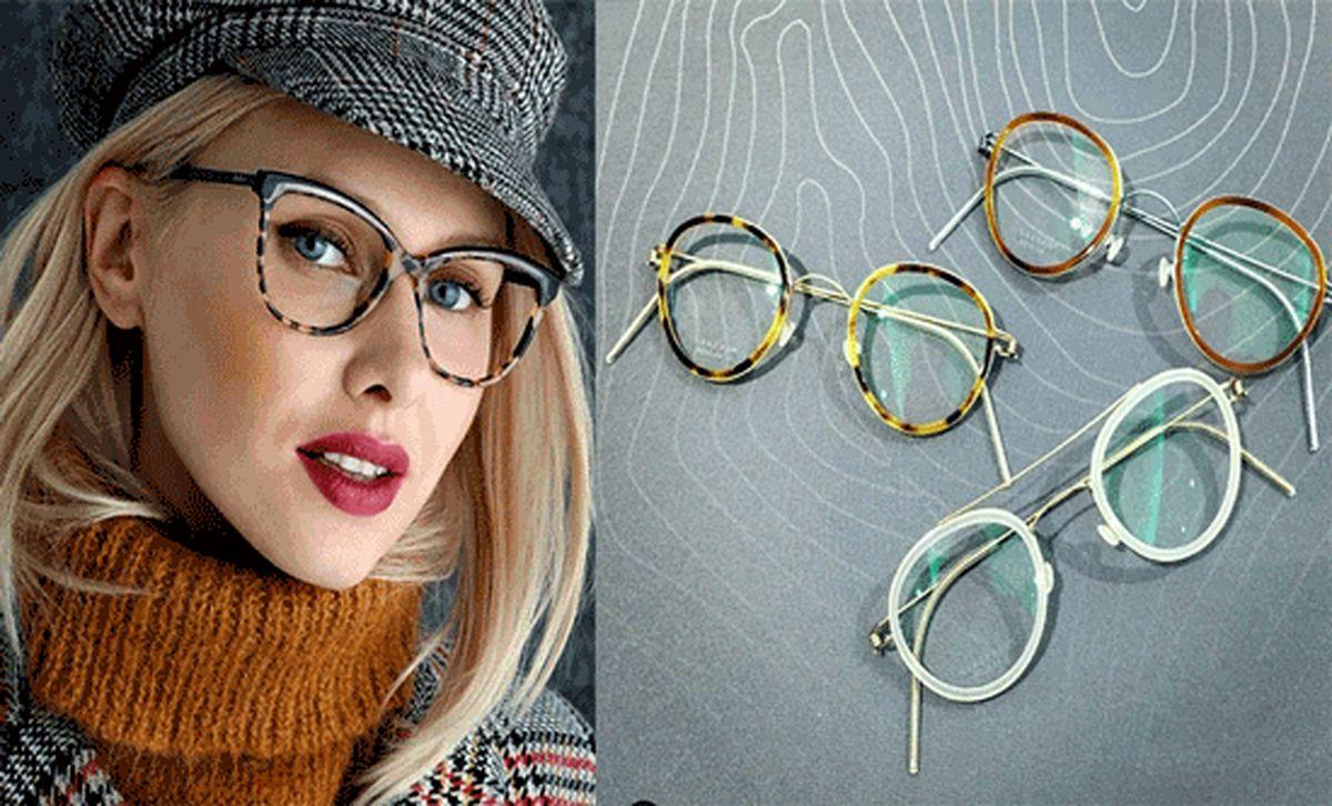 راهنمای خرید عینک طبی، متناسب با فرم صورت شما