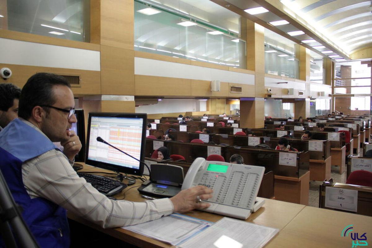 رشد ۱۷ درصدی حجم معاملات در بورس کالا
