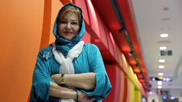 گفتگوی جذاب اکرم محمدی در دورهمی