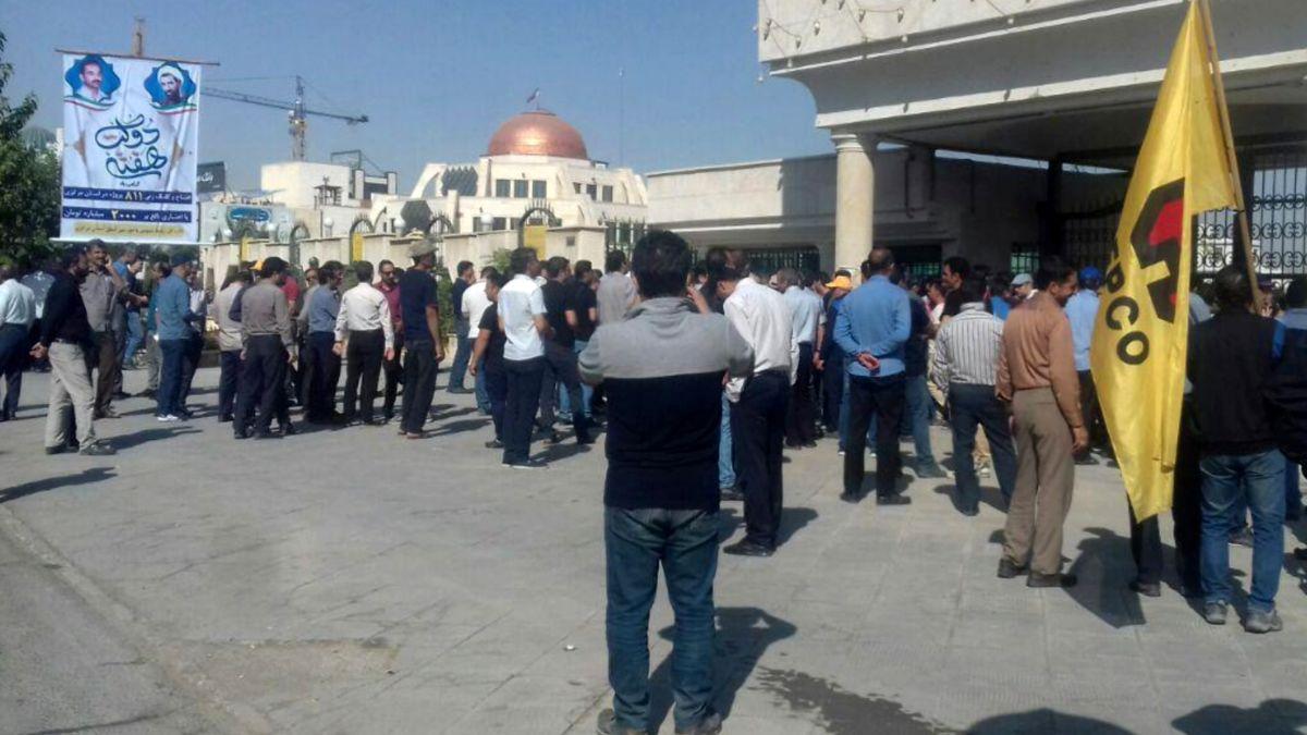 کارگران هپکو تبرئه شدند/ مدیرعامل محکوم شد