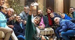 از هانیه توسلی تا علی مصفا و جواد عزتی؛ همه بازیگران «جهان با من برقص» در یک پوستر