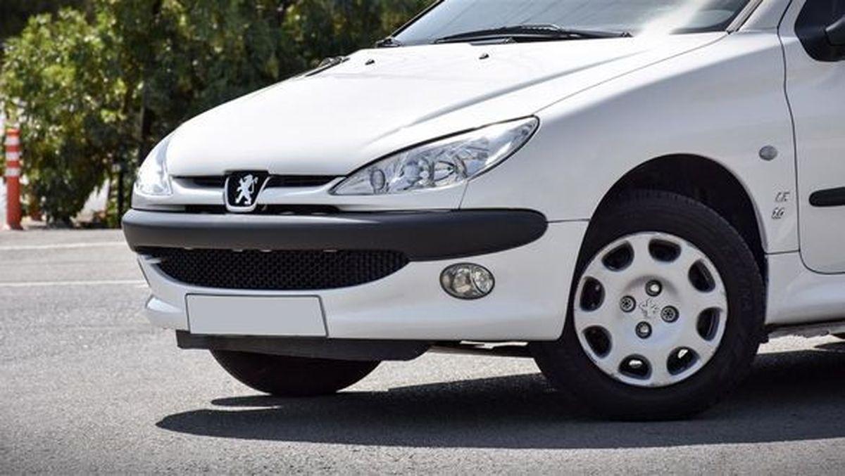 قیمت خودرو پژو ۲۰۶ در بازار + جدول