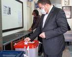 پیام تقدیر مدیرعامل سازمان منطقه آزاد ماکو از حضور پرشور مردم در انتخابات ۱۴۰۰
