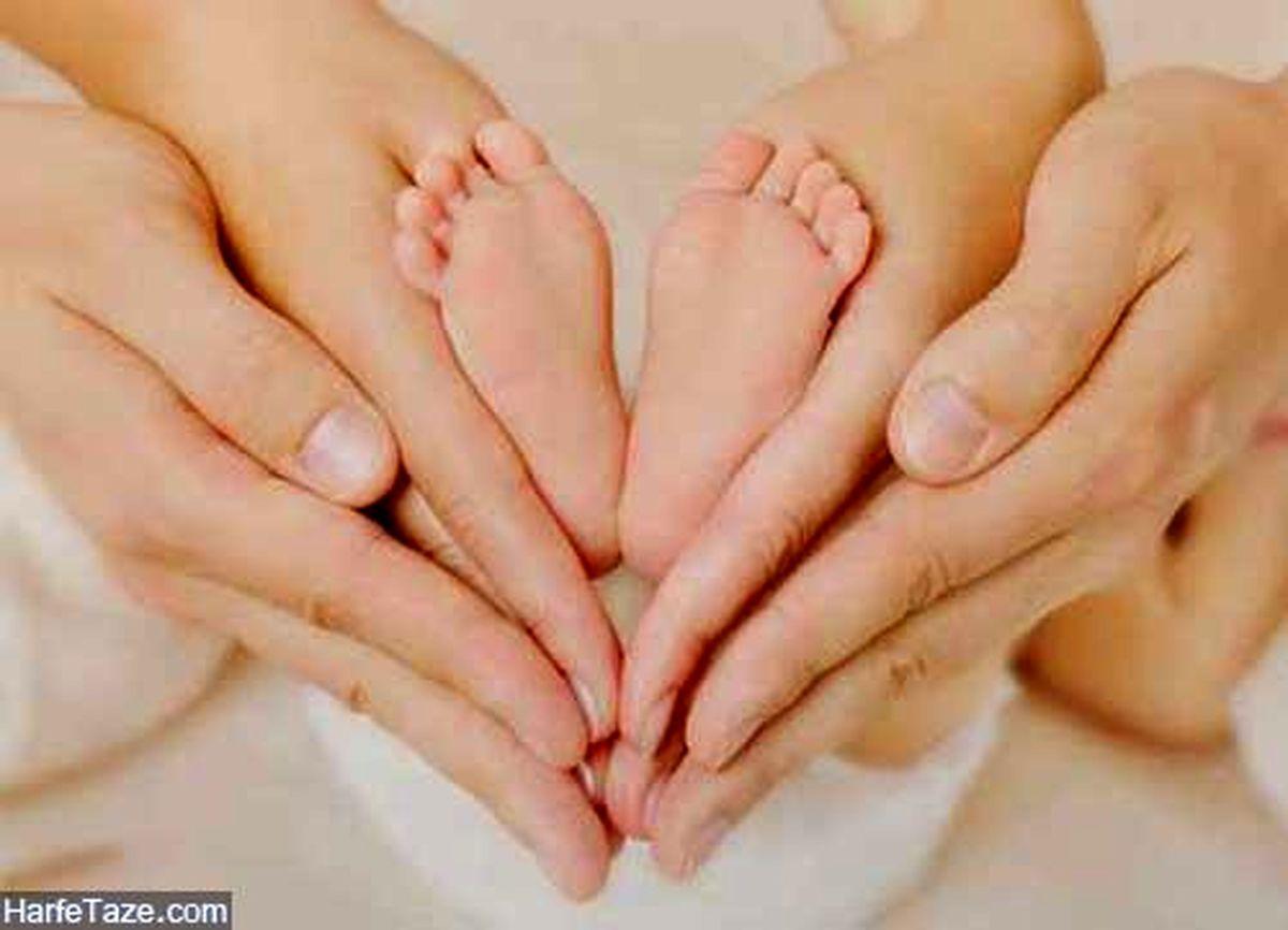 جملات زیبا تبریک تولد نوزاد