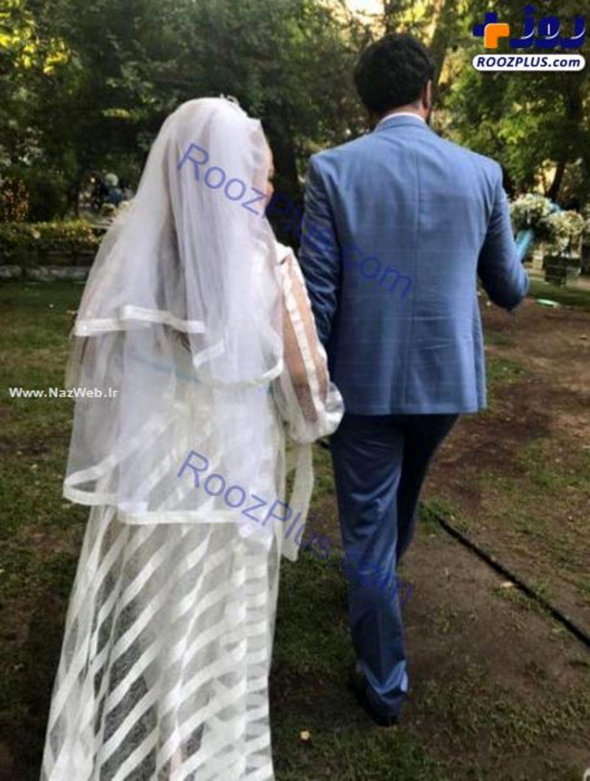 بیوگرافی و تصاویر مراسم ازدواج بهاره رهنما + عکس