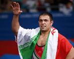 ستاره کشتی ایران در استانه خداحافظی با دنیای قهرمانی