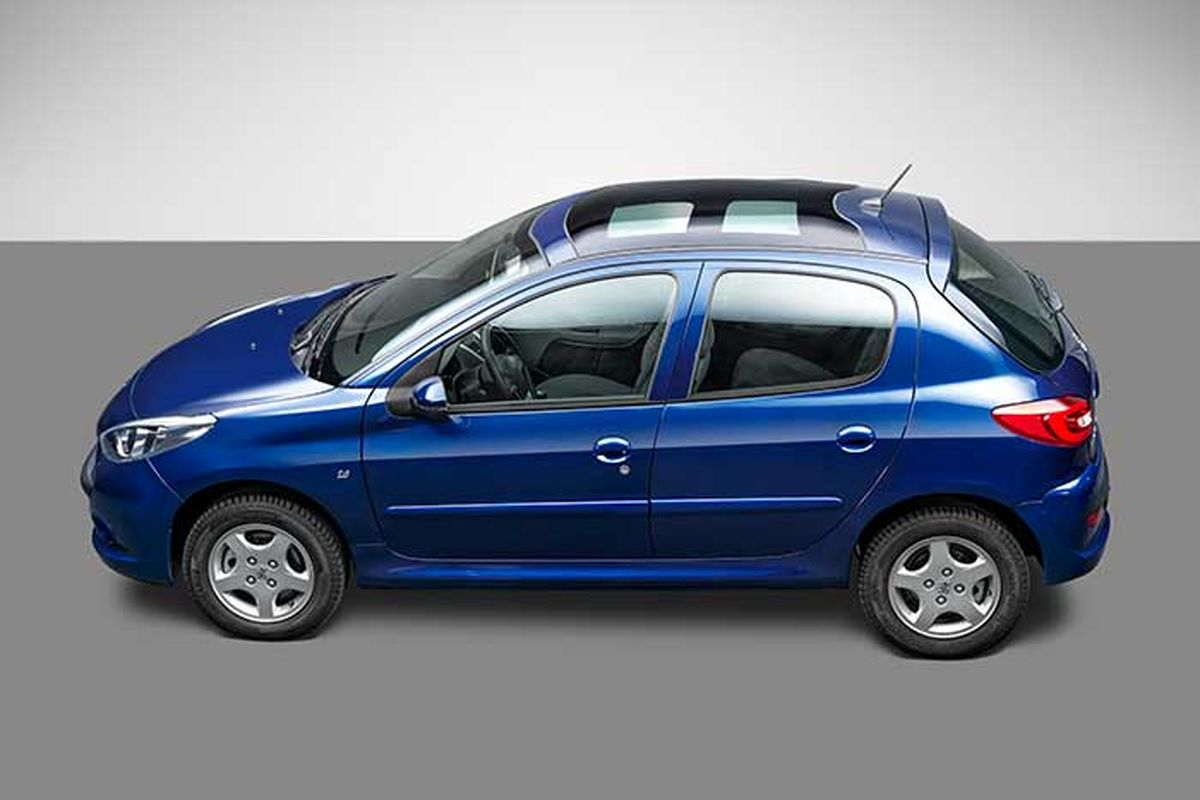 پیش فروش یک ساله ۵ محصول ایران خودرو