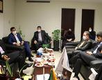 بازدید مدیر عامل بیمه ایران از مجتمع تخصصی بیمه های زندگی