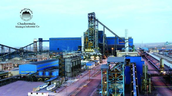 تولید آهن اسفنجی چادرملو از مرز 1 میلیون تن گذشت