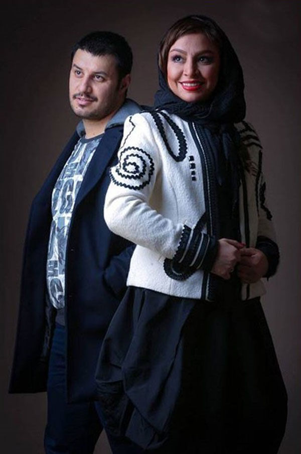 شایعه جنجال ماجرای طلاق جواد عزتی از همسرش  + فیلم و عکس