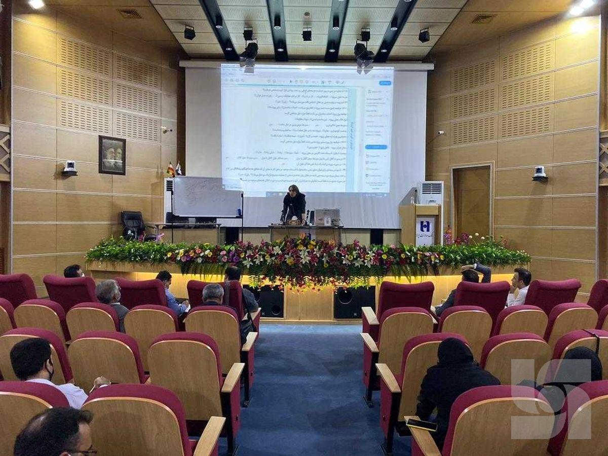 برگزاری دوره آموزشی بیمه های مهندسی و انرژی در شعب مازندران و نوشهر