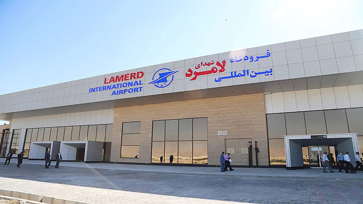 توسعه فرودگاه و منطقه ویژه اقتصادی لامرد دارای منافع دو جانبه است