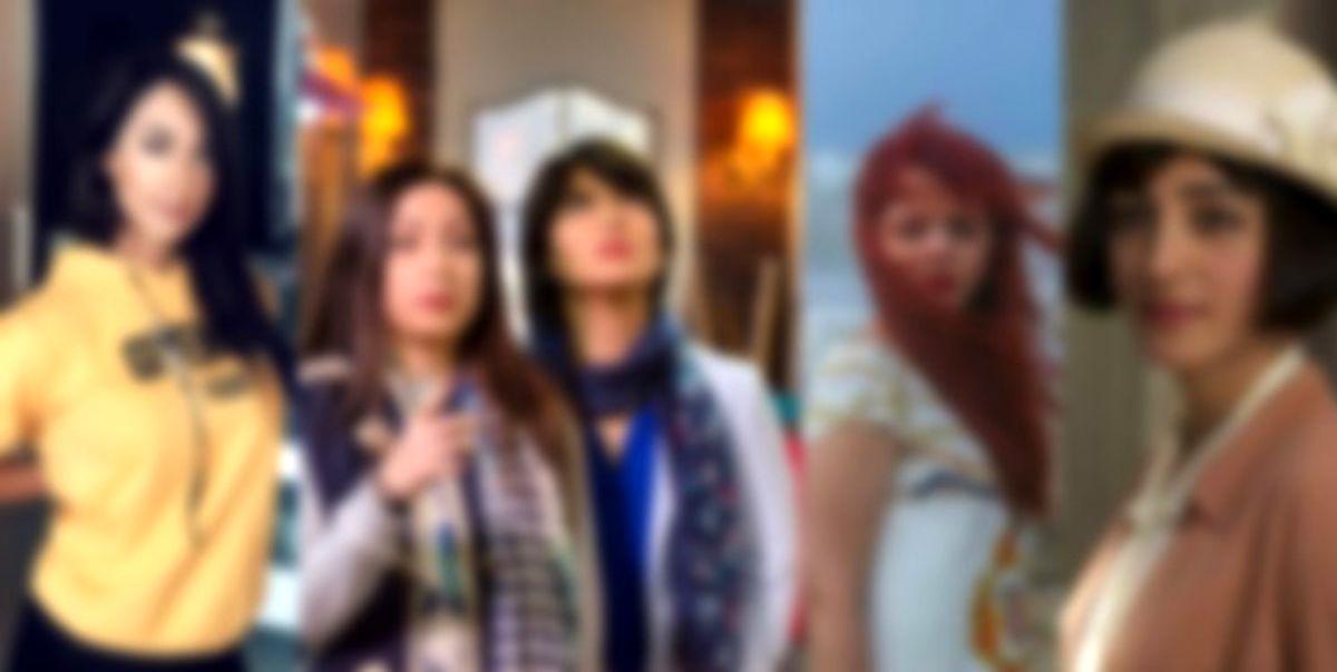 خانم بازیگرانی که باعث ممنوعیت سریال ها شدند + اسامی بازیگران