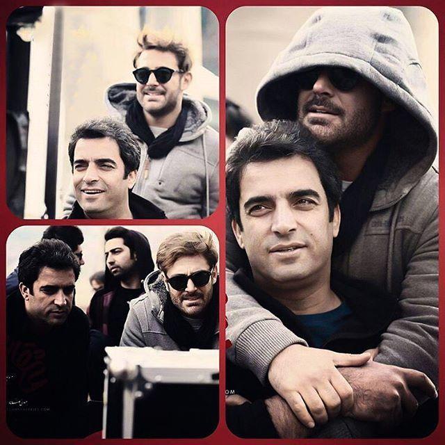 بیوگرافی محمدرضا گلزار و همسرش + عکس های محمدرضا گلزار + مصاحبه و اینستاگرام