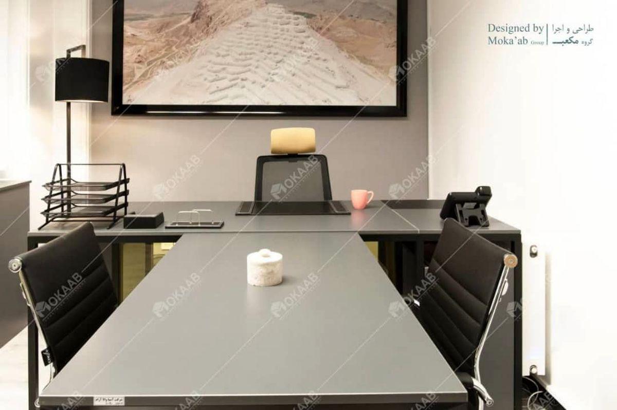 هر کدام از میزهای اداری چه کاربردی دارد؟