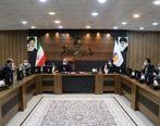 آخرین وضعیت پروژه های قابل افتتاح ریاست جمهوری درجزیره قشم بررسی شد