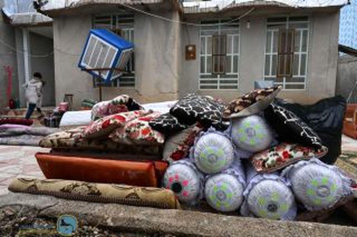 10 درصد اماکن آسیب دیده زلزله سی سخت بیمه هستند
