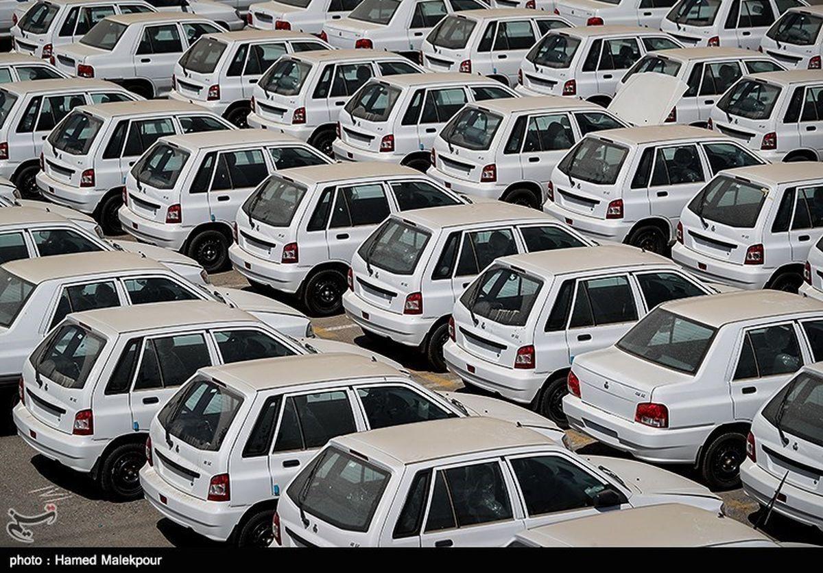 سایپا انبار 30 هزار خودرو را تکذیب کرد