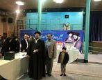 سید حسن خمینی رای داد