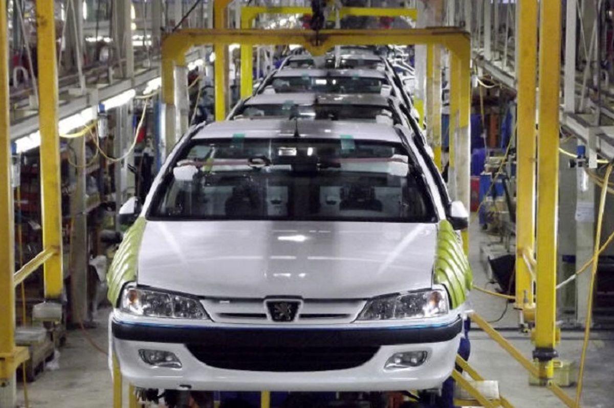 افزایش ۴۵ درصدی تولید در ایران خودرو مازندران