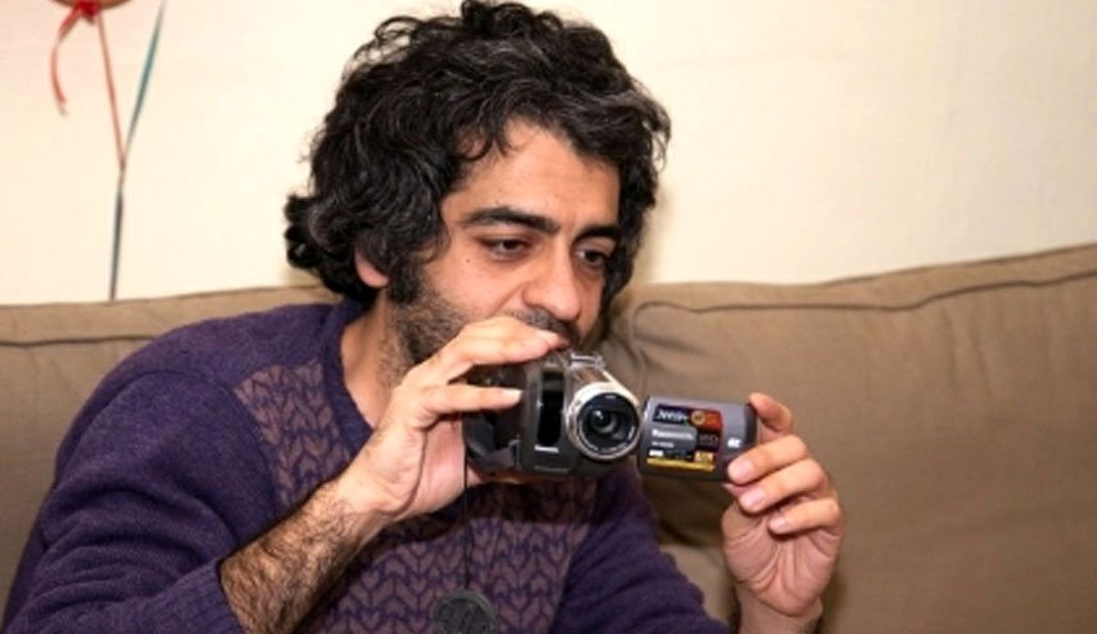 اولین عکس منتشر شده از دست های تکه تکه شده بابک خرمدین + عکس