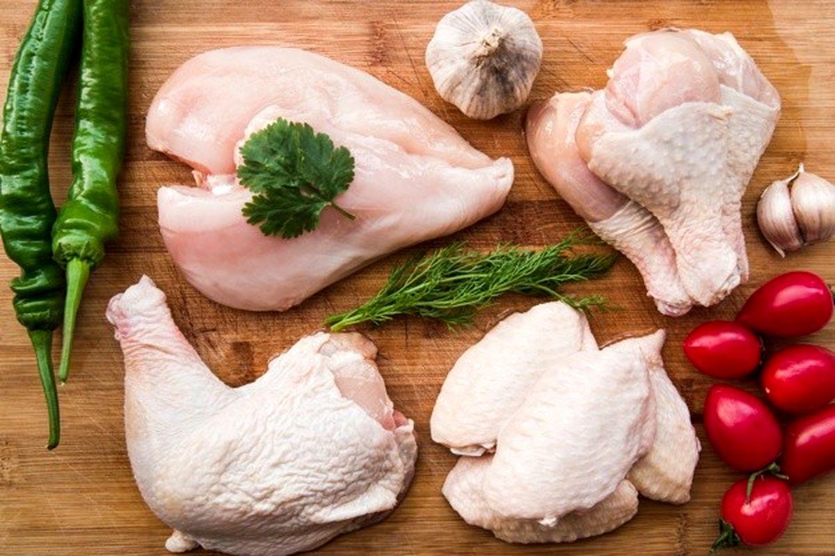 قیمت مرغ از 36000 تومان به قیمت مصوب تنظیم بازار رسید