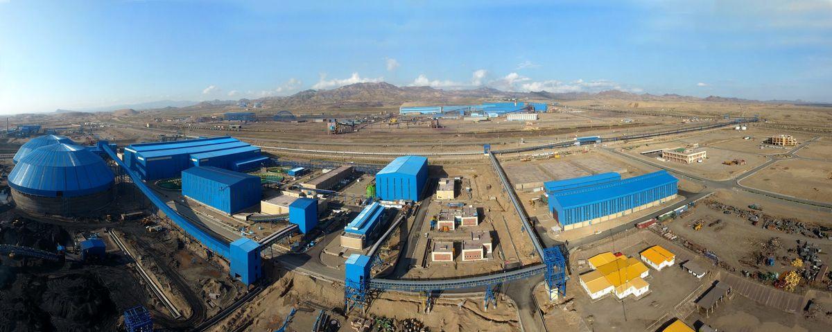 فولاد سنگان، نماد تحقق شعار سال در جهش تولید