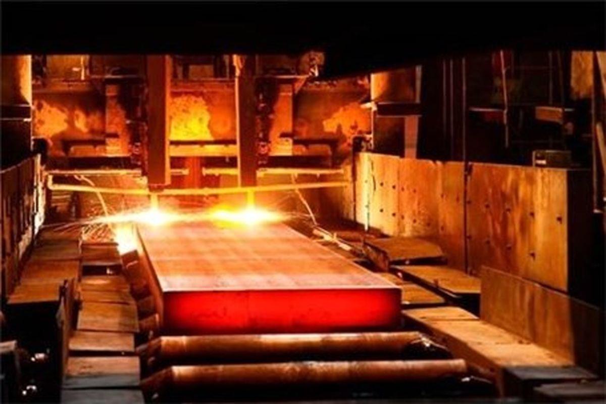 هدف گذاری تولید زنجیره فولاد همسو با جهش تولید