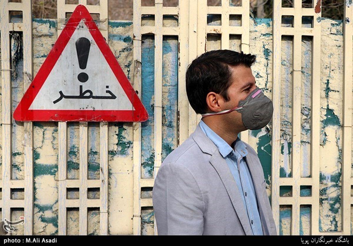 سرطان ریه و کاهش تعداد اسپرم مردان از عوارض آلودگی هوا