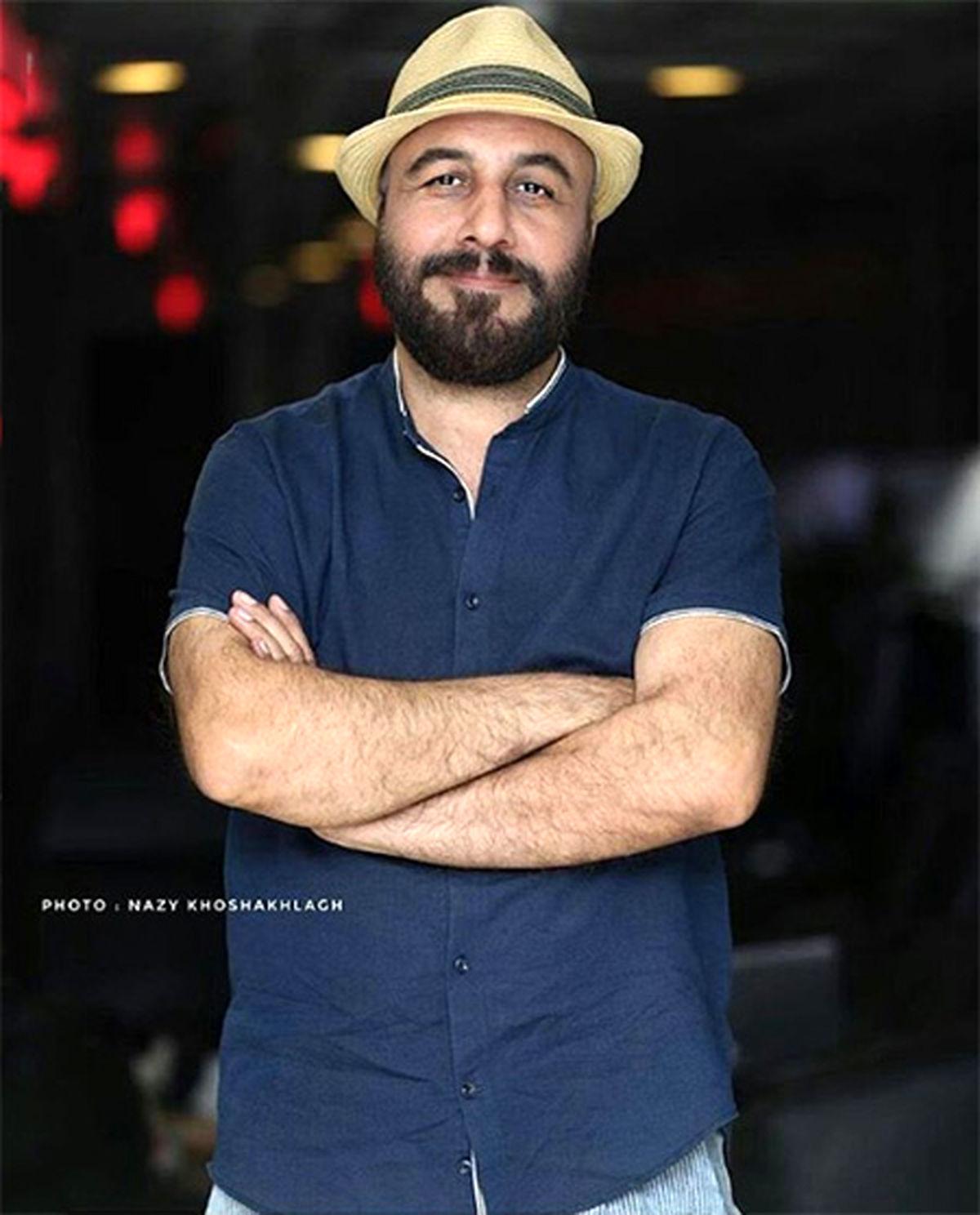 جدیدترین تصاویر رضا عطاران و همسرش+بیوگرافی