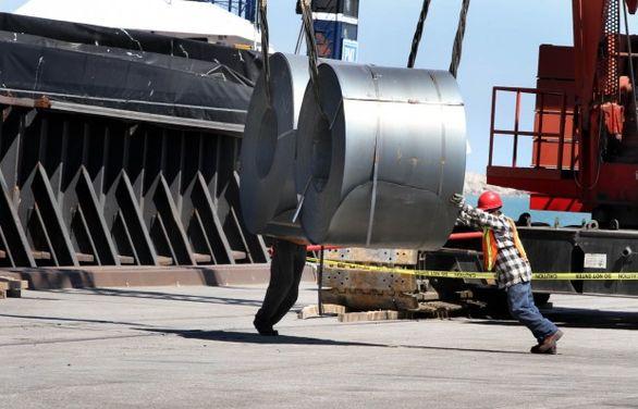 سه چالش پیش روی توسعه صادرات فولاد