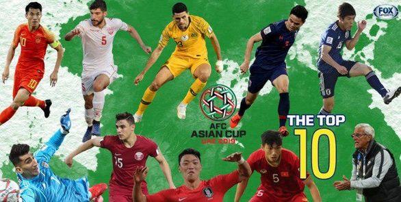 بیرانوند جزو ۱۰ بازیکن جام ملت های آسیا + عکس