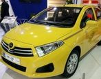 ورود تاکسیهای برلیانس به ناوگان تاکسیرانی از خرداد ماه