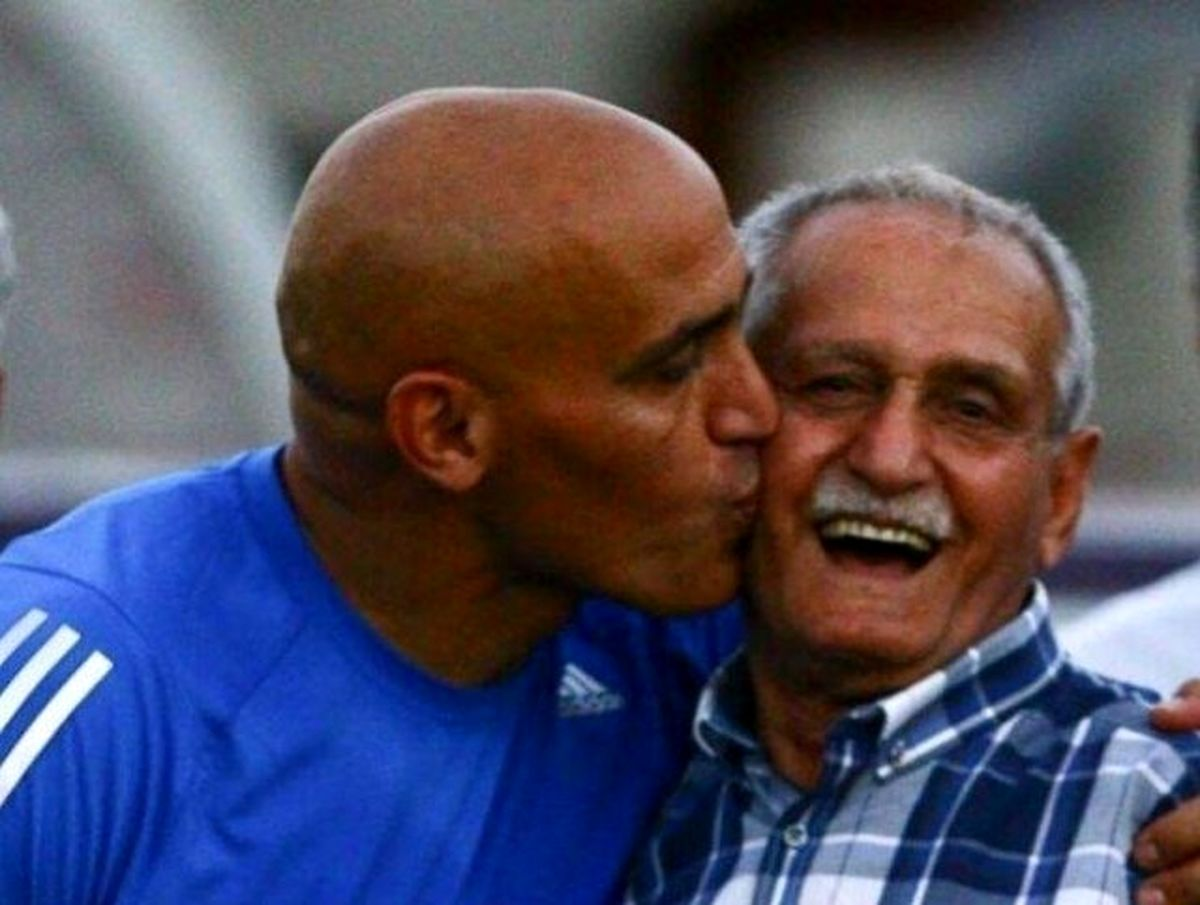 پدر علیرضا منصوریان درگذشت + علت مرگ