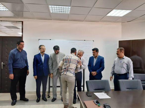اسامی نفرات برگزیده مسابقات ترکیبی آتش نشانی پتروشیمی امیرکبیر اعلام شد