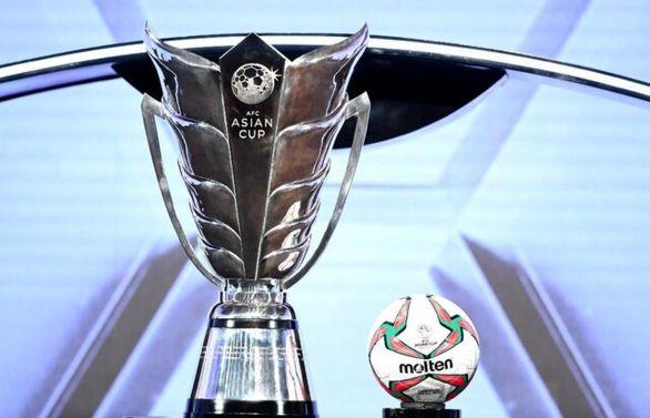 برنامه کامل جام ملتهای آسیا ۲۰۱۹ به وقت ایران + نتایج