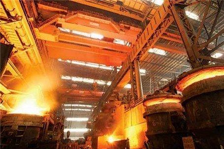 رشد ۱۷ درصدی تولید فولاد ایران در مدت ۱۱ ماه