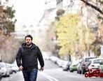 رونمایی از گریم هدیه تهرانی و محسن کیایی در سریال همگناه + فیلم