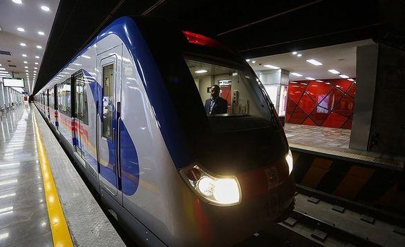 جزئیات خودکشی دو نفر در ایستگاه مترو سعدی تهران