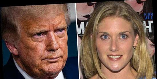 مدل آمریکایی، ترامپ را به تعرض جنسی متهم کرد